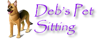 Deb's Pet and House Sitting Services